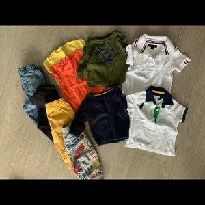 Toddler 9-12 m lot